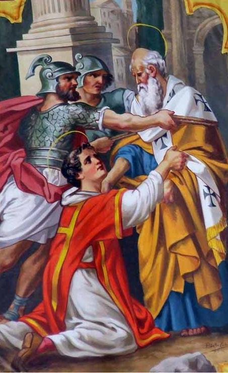 HISTOIRE ABRÉGÉE DE L'ÉGLISE - PAR M. LHOMOND – France - année 1818 (avec images et cartes) 0810laurent6
