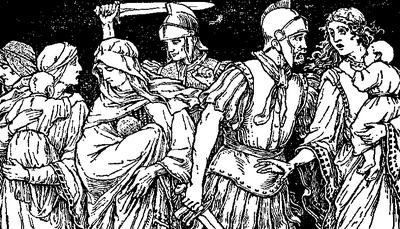 Tableau poétique des fêtes chrétiennes - Vicomte Walsh - 1843 - (Images et Musique chrétienne) 2812