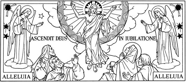 Mardi dans l 39 octave de l 39 ascension avant 1955 - Office des lectures du jour ...