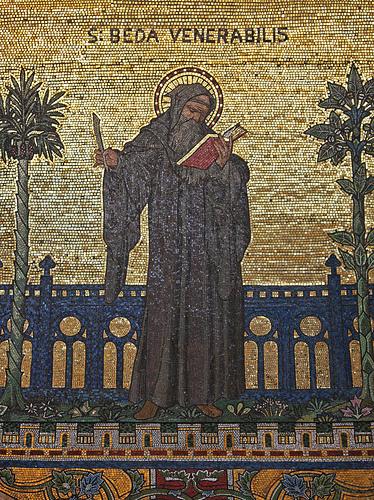 27/05 St Bède le vénérable, confesseur et docteur