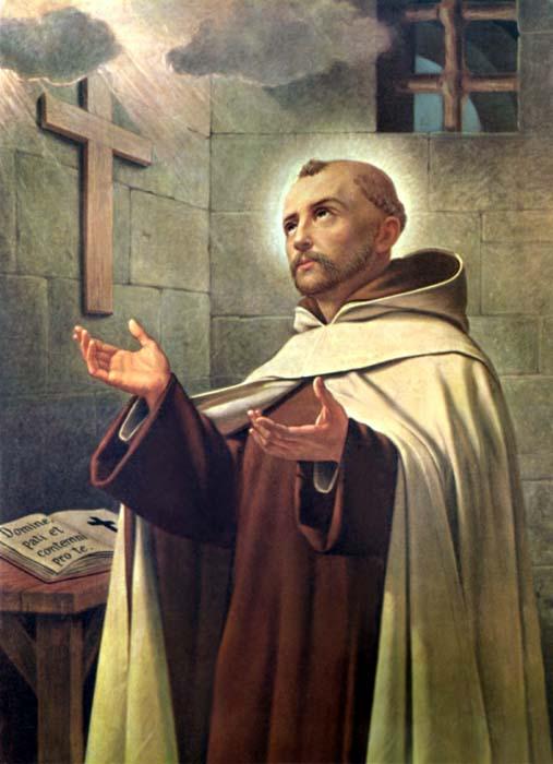 24/11 St Jean de la Croix, confesseur et docteur