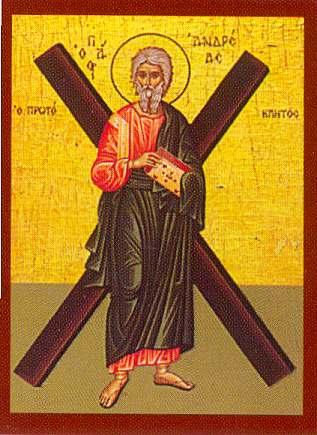 Saint André, apôtre
