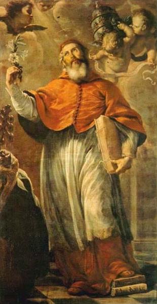11/12 St Damase Ier, pape et confesseur